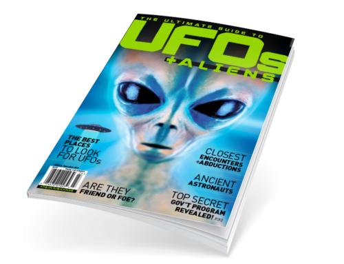 UFOs + ALIENS